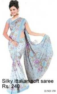 Womens Schiffon sarees