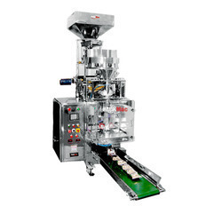 Colar Type Weigher Filler Machine