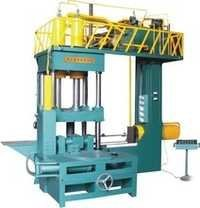 Stainless Steel Elbow Making Press