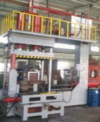 Elbow Cold Pushing Mandrel Forming Machine
