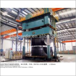 Automatic 4 Column Hydraulic Press