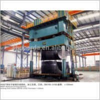 Automatic 4 Column Hydraulic Press
