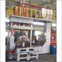 Hydraulic Tee Pressing Machine