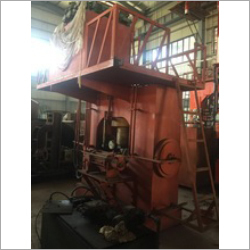 Steel Tee Cold Forming Machine