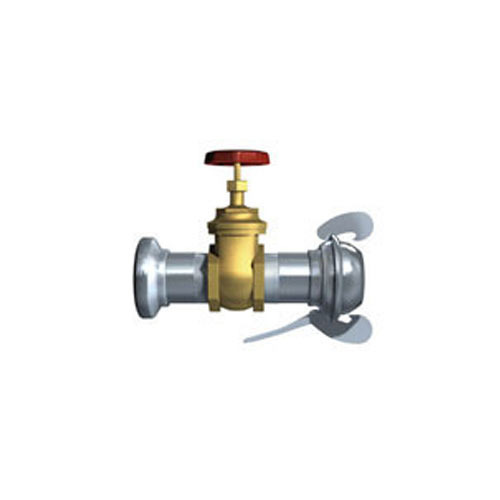 Bauer Brass Gate Valves