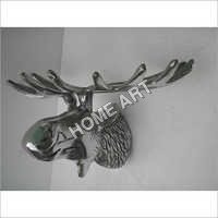 Wall Mount Moose Head