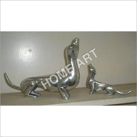 Metal Dachshund