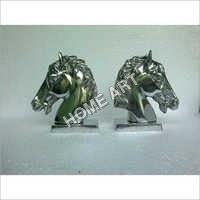 Antique Horse Bookend
