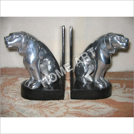 Dog Bookend Pair of Two