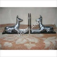Dog Bookend Pair