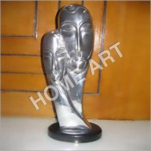 Aluminum Abstract Sculpture