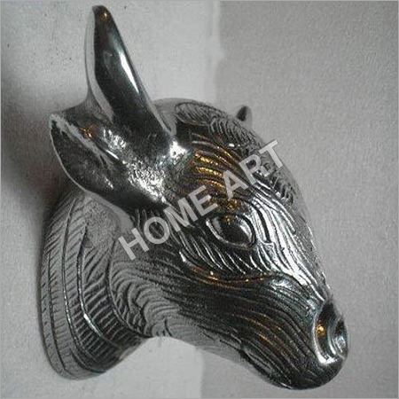 Wall Mounted Cow Head