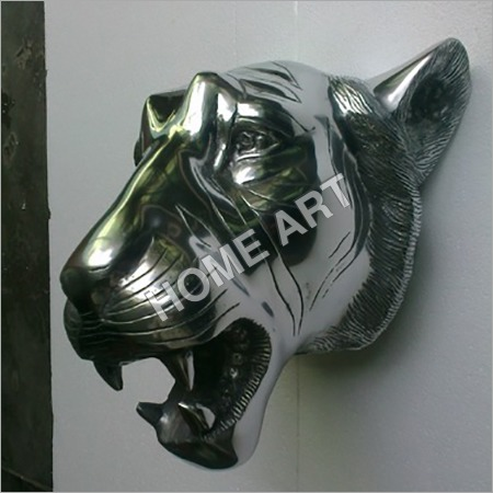 Wall Mounted Animal Head