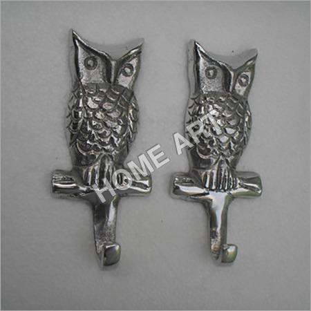 Owl Hooks Set