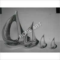 Decorative Metal Boats Yacht