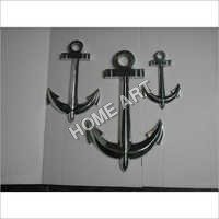 Metal Ship Anchor