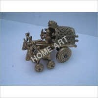 Antique Bull Cart