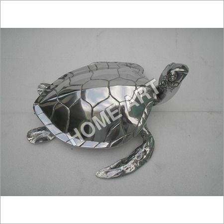 Big Metal Turtle