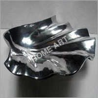 Decorative Aluminum Shell Trays