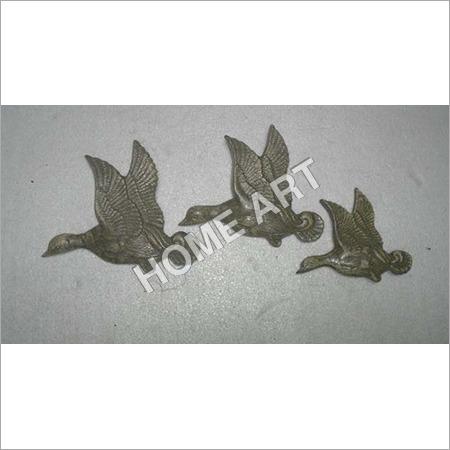 Aluminium Birds Sculpture