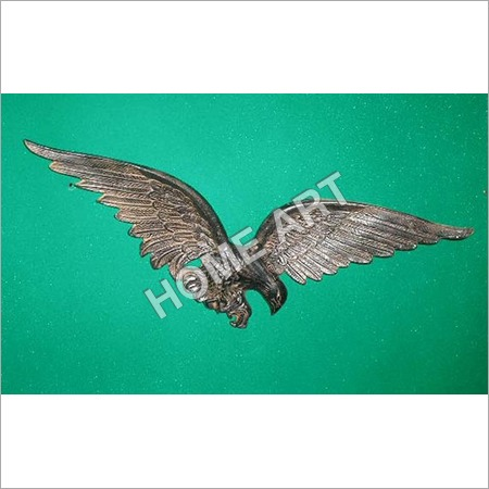 Metal Eagle Wall Sculpture