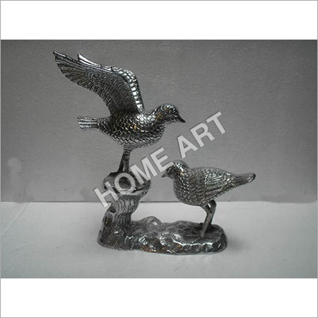 Sparrow Sculpture