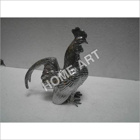Metal Garden Rooster