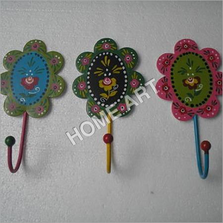 Flower Iron Hooks