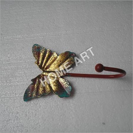 Beautiful Butterfly Iron Hooks
