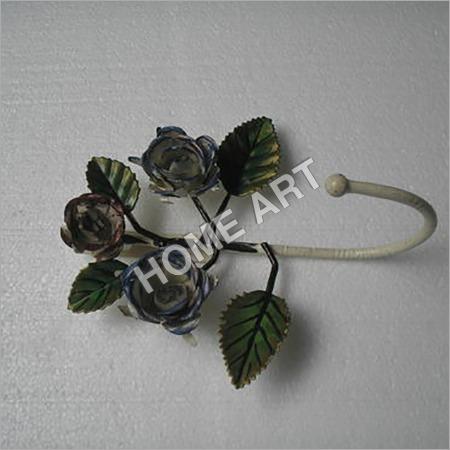 Black Rose Iron Hooks