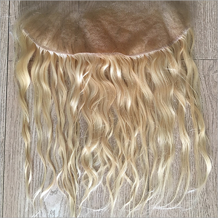 Blonde Lace Frontal