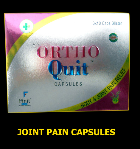 Joint Pain Capsules