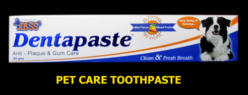 Pet Care Toothpaste