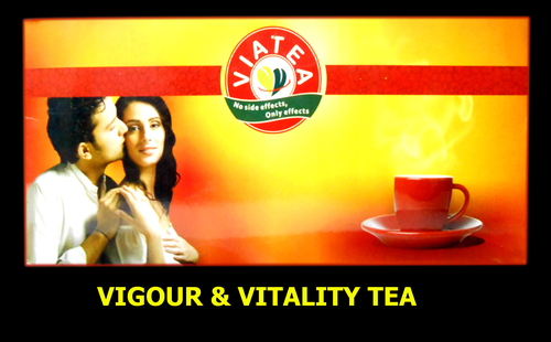 Vigour & Vitality Tea