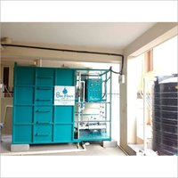 Residential Complex Sewage Treatment Plant