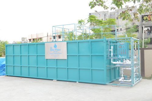 Wash Water Recycling System
