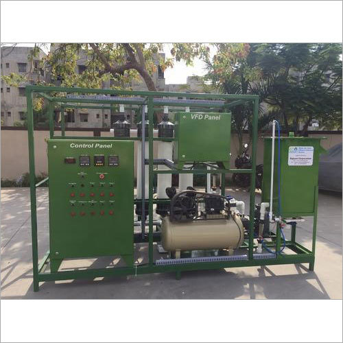 Electrocoagulation Ultrafiltration System