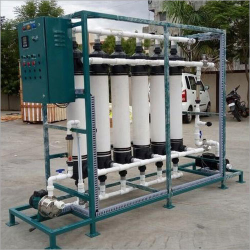 Biomem Ultrafiltration Plant