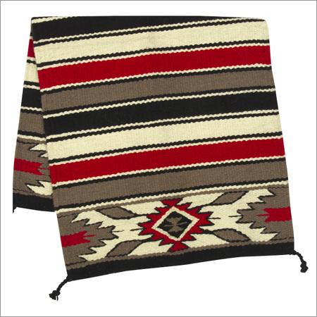 Wool Saddle Blanket