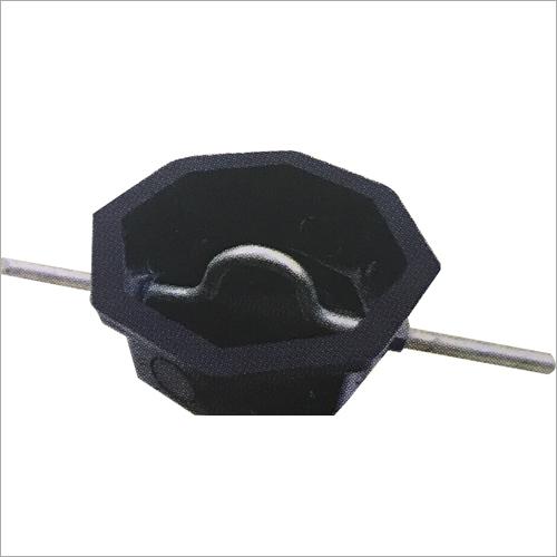 Round PVC Fan Box