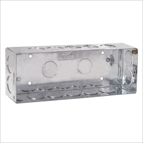 GI Metal Concealed Box 8 HR Module