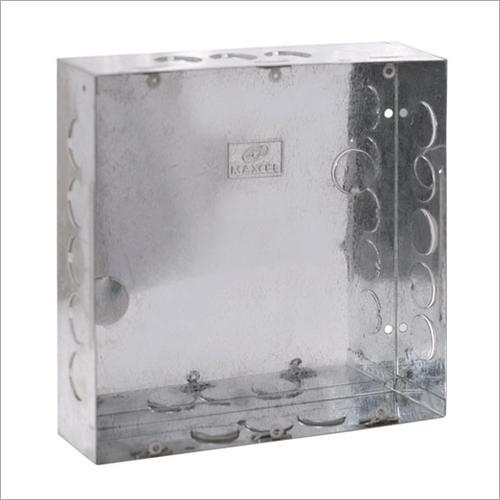 GI Metal Concealed Box 18 Module