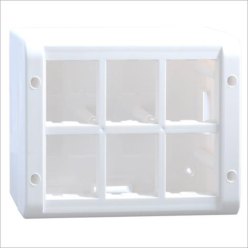 Open Surface Modular Box 12 way