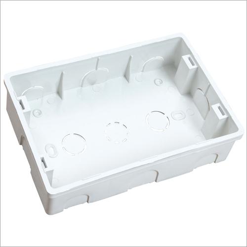12 Module PVC Concealed Box