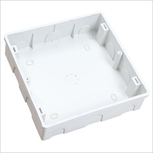 18 Module PVC Concealed Box