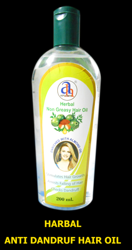 Anti Dandruf Hair Oil