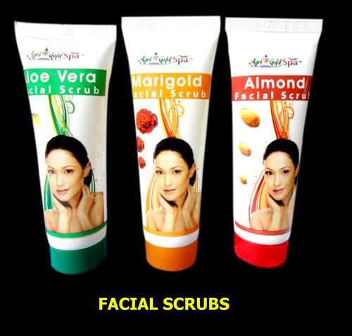 Facial Scrubs