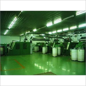 Complete Rieter OE Plant