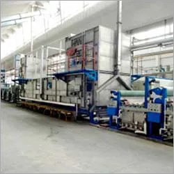 Scouring And Bleaching Machines
