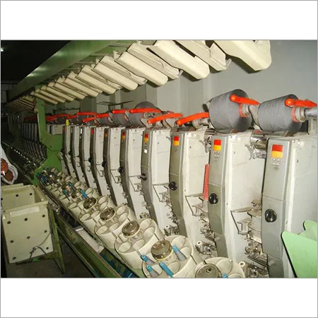 OPEN END SPINNING MACHINES